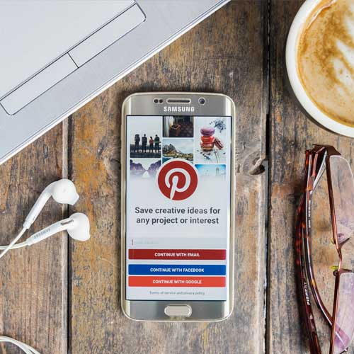 How to close a Pinterest account when someone dies