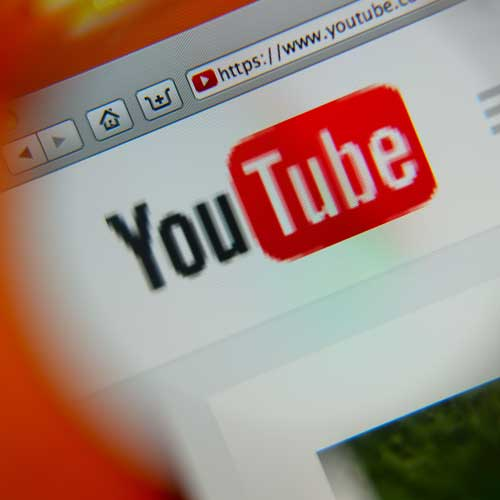 How to close a YouTube account when someone dies